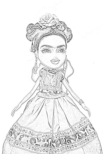 Bratz coloring pages holiday.filminspector.com