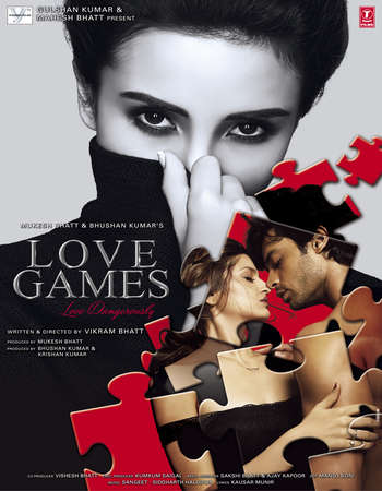 Poster Of Love Games 2016 Hindi 720p DVDRip ESubs Watch Online Free Download Worldfree4u