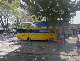 Bus Jogja Semarang