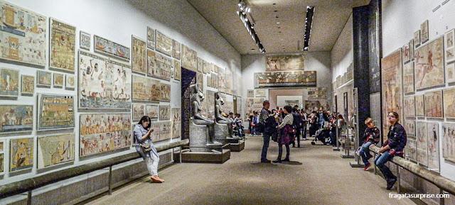Coleção Egípcia do Museu Metropolitan de Nova York