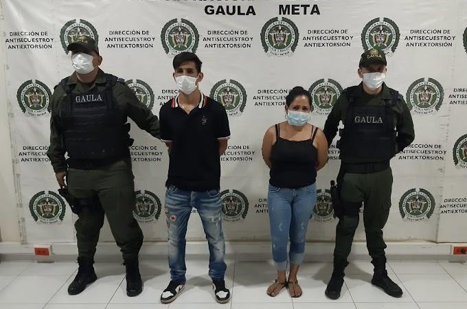 A la cárcel madre e hijo por el presunto secuestro de un joven discapacitado en Villavicencio.