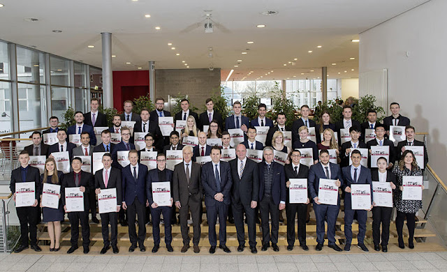 PR | Volkswagen Group's Best Apprentice Award 2016