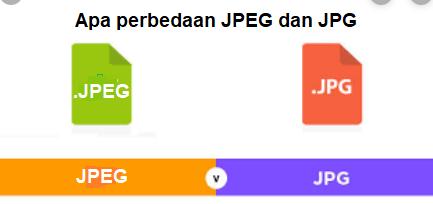 Apa Perbedaan JPG Dan JPEG Pada Gambar