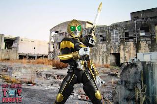 S.H. Figuarts Shinkocchou Seihou Kamen Rider Beast 35