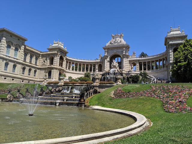 parc Longchamp Marseille France tourisme quoi faire