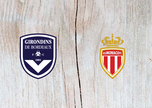 Bordeaux vs Monaco -Highlights 24 November 2019