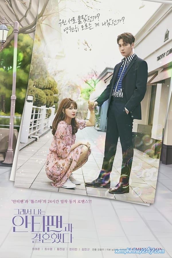 http://xemphimhay247.com - Xem phim hay 247 - Tôi Và Anti Fan Kết Hôn (2021) - So I Married An Anti-fan (2021)
