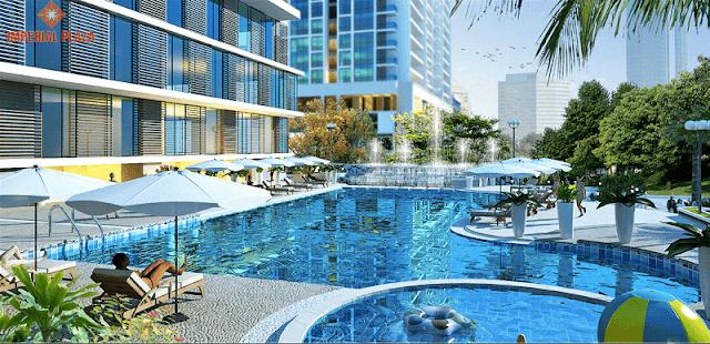 Hệ thống tiện ích hiện đại dự án Imperial Plaza