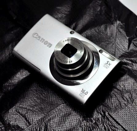 jual bekas Canon A2300 second