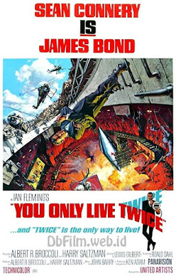 Sinopsis film You Only Live Twice (1967)