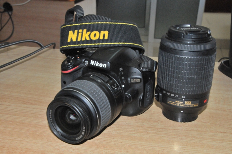 Bongo-Kamera