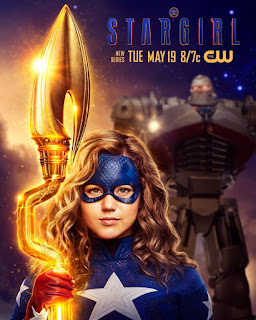 Stargirl premiers tonight on the CW