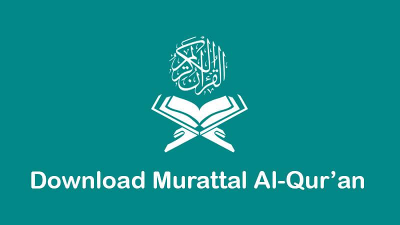download kumpulan murattal al-qur'an