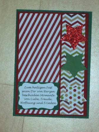 und noch ein paar weihnachtskarten. Black Bedroom Furniture Sets. Home Design Ideas
