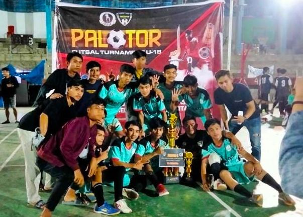 Paltor FC Raih Juara 4 di Turnamen Paltor Cup U-18 di Toraja