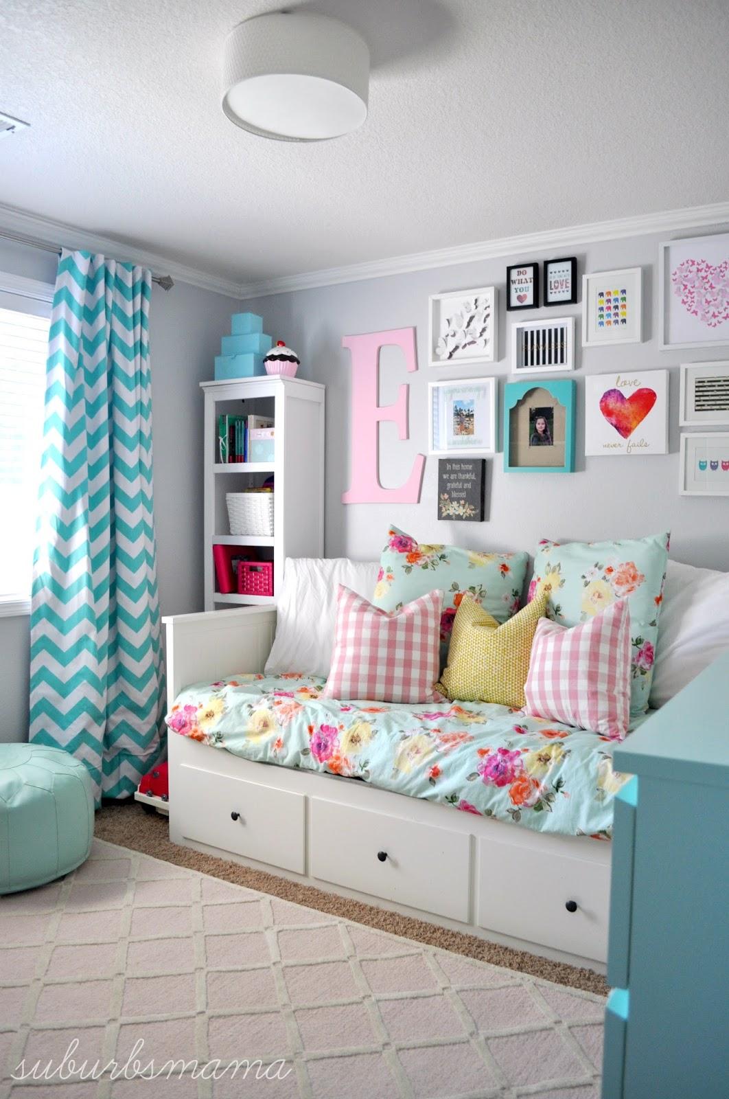 Best Girl Room Designs: Suburbs Mama: Big Girl Room
