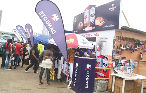 low patronage lagos trade fair