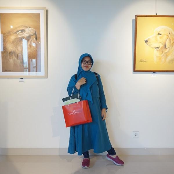 Art Center Di Kantor Faber Castell Surabaya