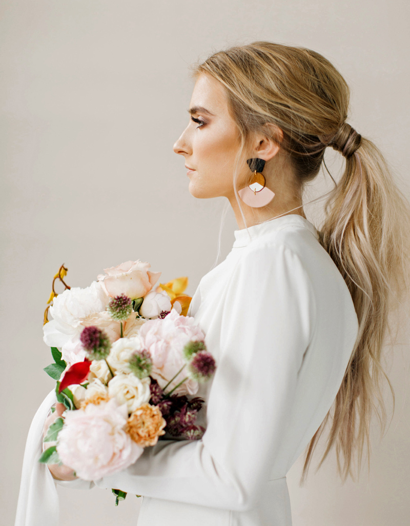 These Will Be the Most Popular Wedding Hairstyles in 2019