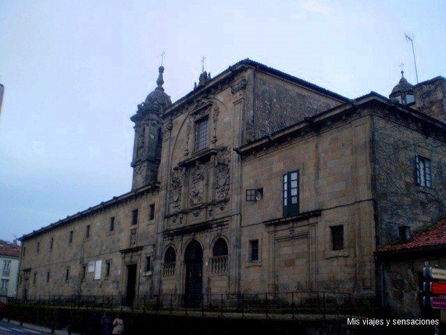 Convento de las madres mercedarias, Santiago de compotela, Galicia