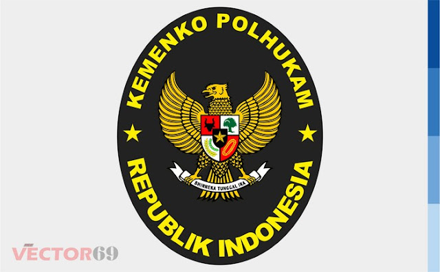 Logo Kemenko Polhukam (Kementerian Koordinator Politik, Hukum dan Keamanan) Indonesia - Download Vector File EPS (Encapsulated PostScript)