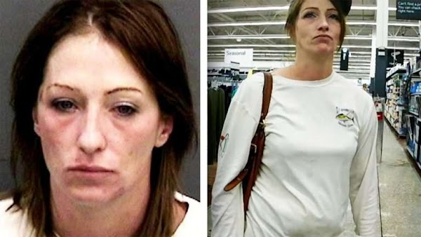 Florida Woman Caught Making A Bomb Using Supplies From The Local Walmart — While She Was Still Inside