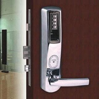Khóa cửa vân tay ADEL 4910 - Sản phẩm thời công nghệ
