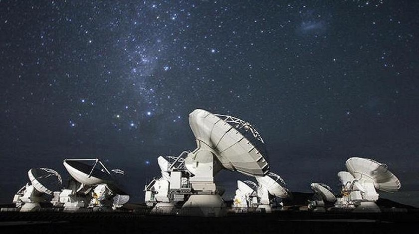 ALMA Astronomical Observatory