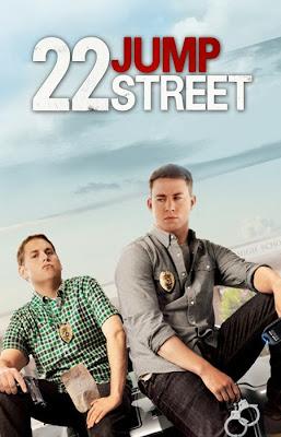 Poster 22 Jump Street - Fan Made