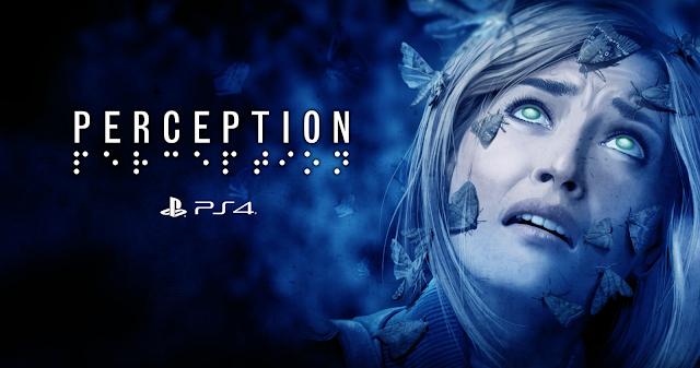 Perception, el juego de terror donde somos invidentes