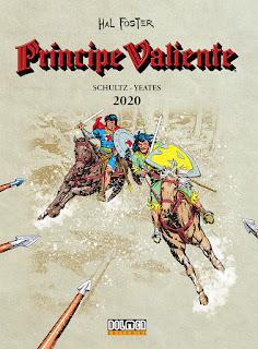 Príncipe Valiente 2017 – Schultz, Yeates (2018)