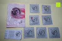 #forbiddenkiss Inhalt: GEHEIM - einhorn Kondom JAHRESVORRAT - NEUTRAL Versand - 7 Packungen Kondome a 7 Stück (49) vegan, design, hormon frei, echte Gefühle, feucht, 100% geprüft