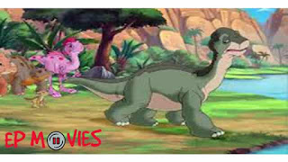10.The Land Before Time X: The Great Longneck Migration