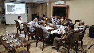 Ketua DPD RI Hadiri Rapat Terbatas Draf Usulan Perubahan ke-5 UUD 1945