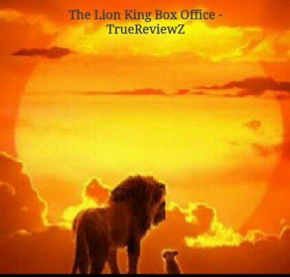 The Lion King 2019 Movie Box Office Collection India