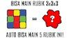 Cuma Pakai Rumus Rubik 3x3x3! Pasti Bisa Main 5 Rubik Ini