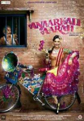 Anaarkali of Aarah 2017 300mb Hindi DVDRip 480p ESubs Free Download