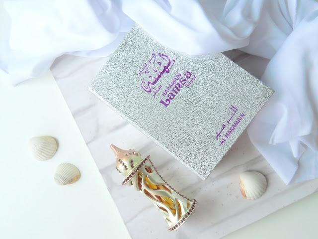 Al Haramain Lamsa Silver parfumovany olej