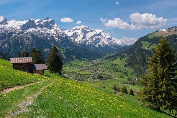 Bernese Oberland, Swiss