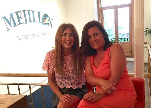 Carmen Hummer, Lydia Bermejo, Restaurante Mejillón, Gourmet, Lifestyle