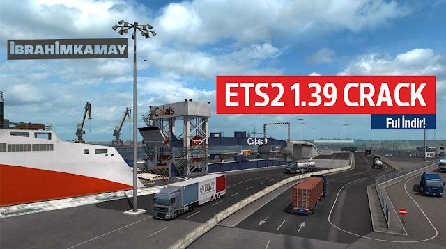Euro Truck Simulator 2 1.39 Crack