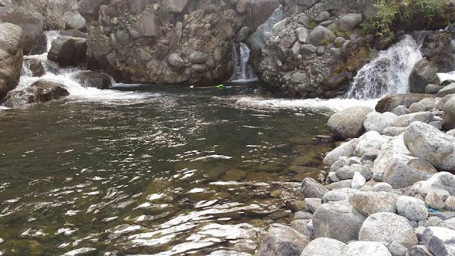 Second Waterfall Basin