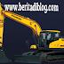 Excavator Hyundai HX160L HX180L