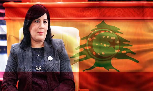 حزب الدستوري الحر يتضامن مع لبنان ويهيب بالدولة التونسية لمؤازرته