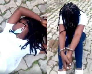 Police IG orders investigation of a viral video showing police officers harrasing a lady