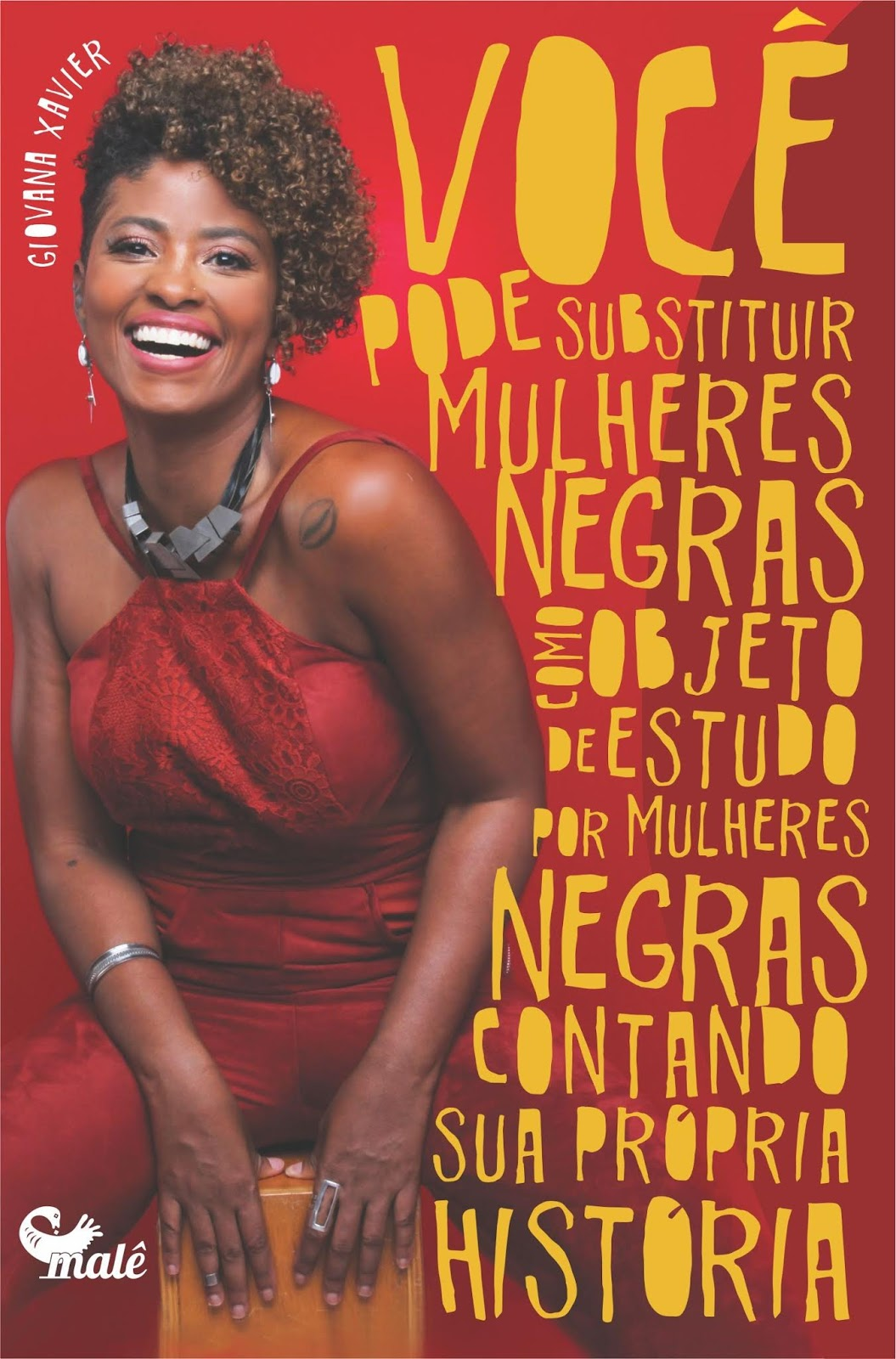 4a66f11b22 Giovana Xavier, voz negra a se destacar na FLIP ~ Revista Conexão ...