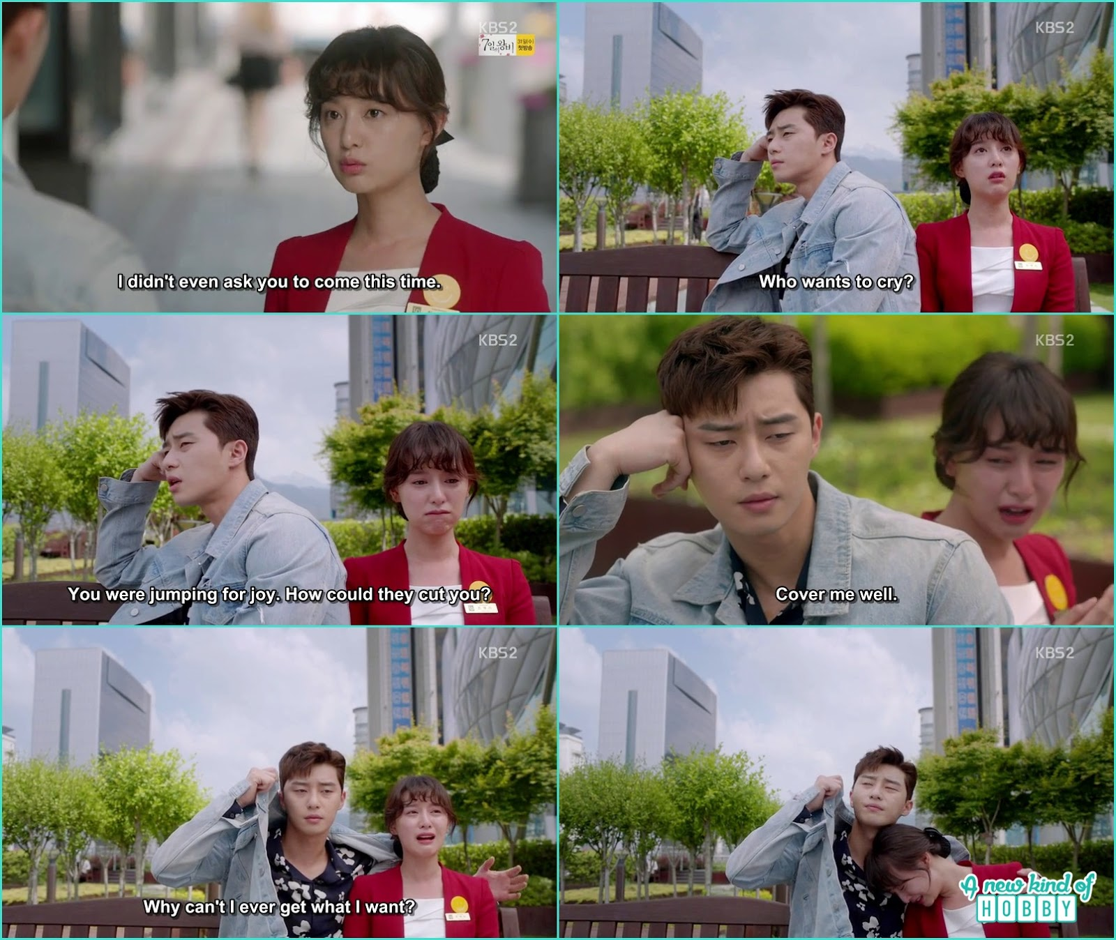 Ae Ra Short Time Dream - Fight for my Way: Episode 3 (Review