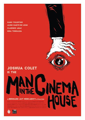 "Man in the Cinema House,"" by Bernard Jay Mercado"