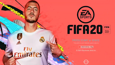 FIFA 20 Android Mod VOLTA Season 2019/2020