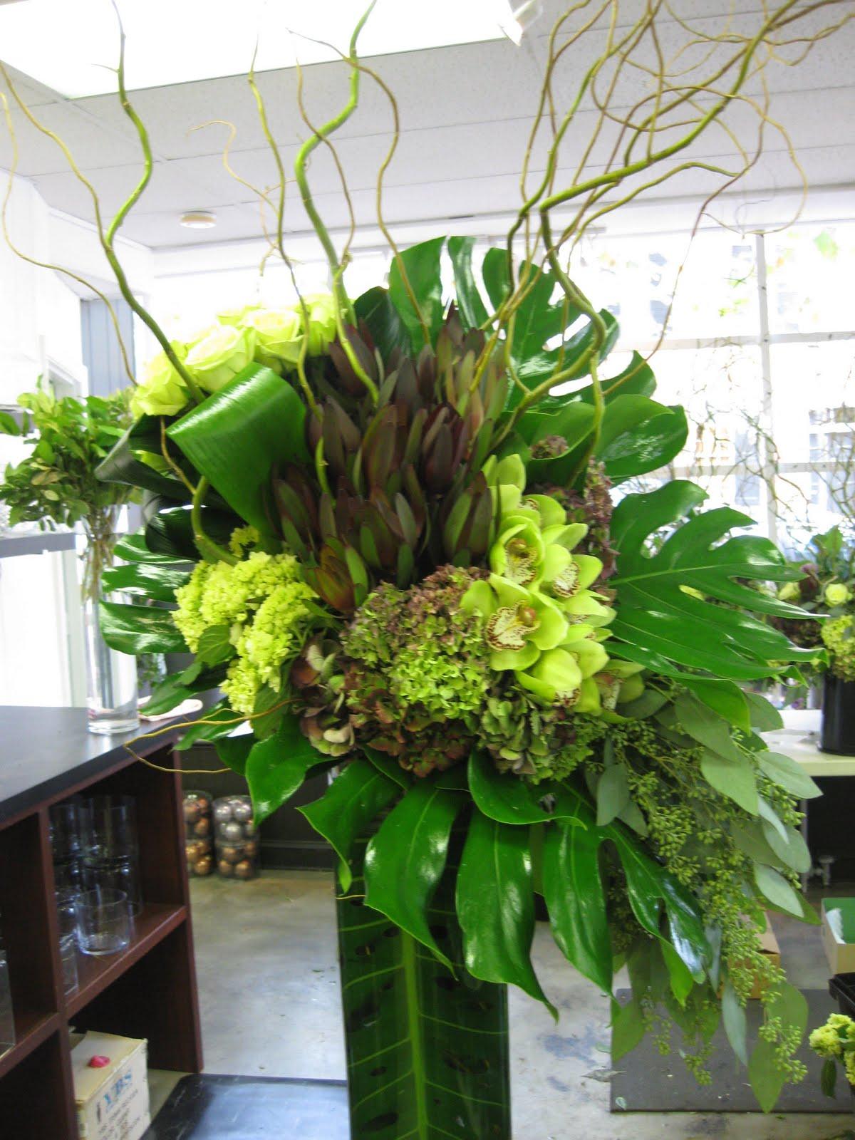 Helen Olivia Flowers Large Scale Arrangements
